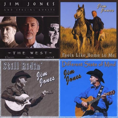 More Music [Four Cover Image] - Award Winning Musician Jim Jones