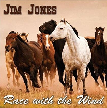 Race With The Wind CD Cover Art