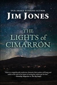 Lights of Cimarron Front Cover
