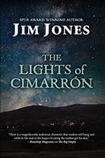 Lights of Cimarron Front Cover - Small