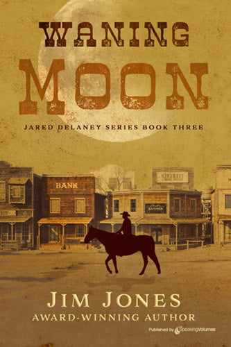 Waning Moon Speaking Volumes Front Cover